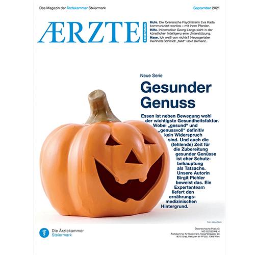 """Artikel im Magazin """"Ärzte Steiermark"""""""